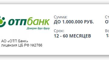 оформить кредит отп банк онлайн заявка на кредит наличными iphone xs 256gb купить в кредит