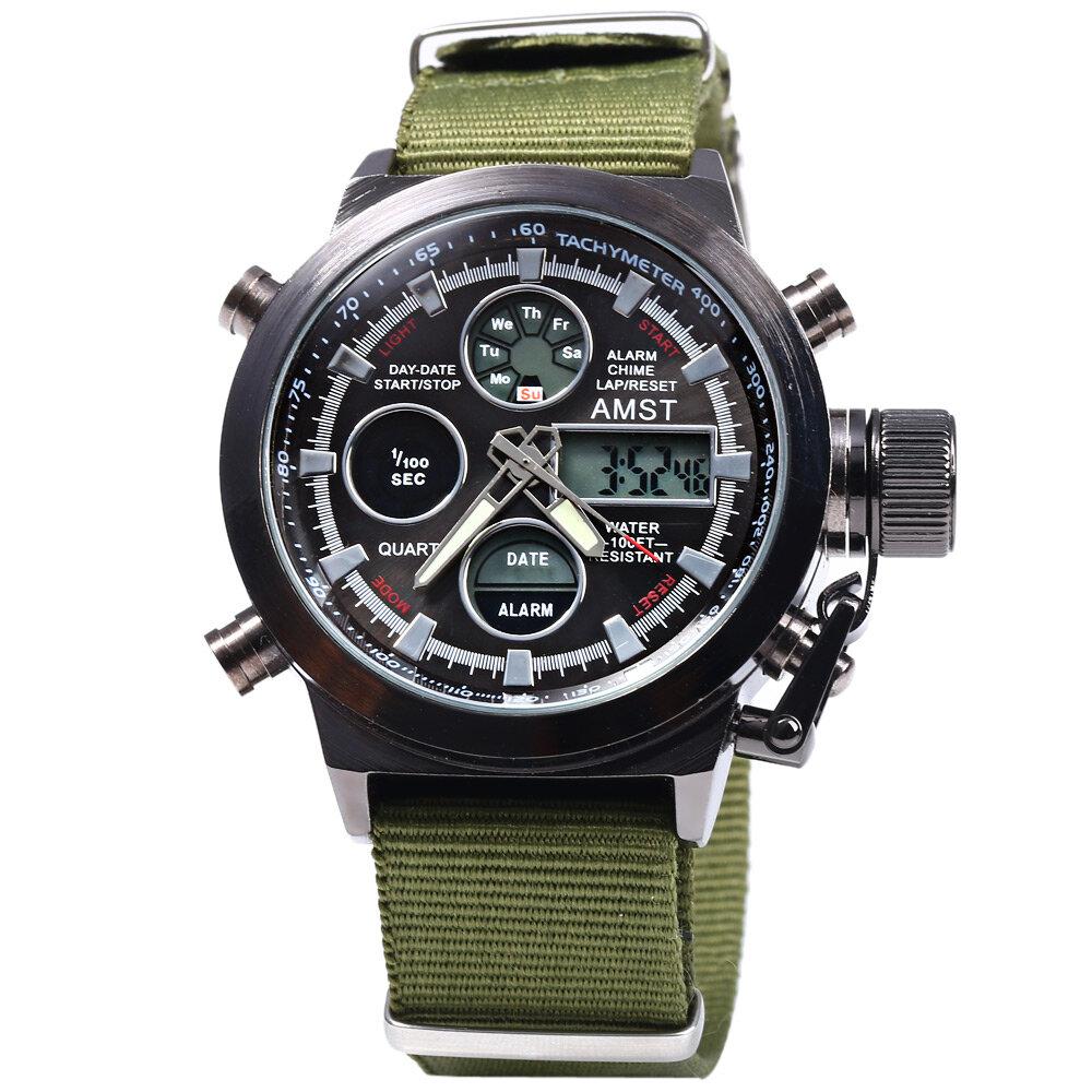 Армейские наручные часы AMST в Темиртау