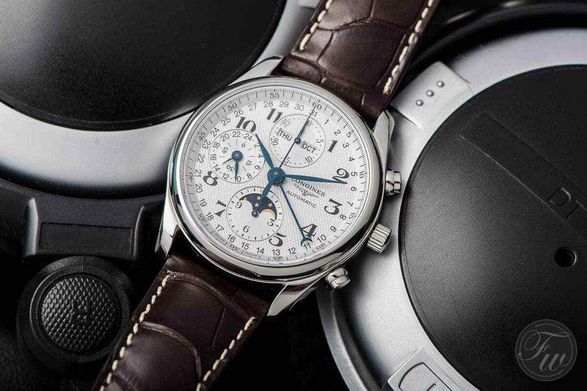 Часы Longines Master Collection в Тайынше