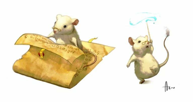 Открытки для мышки серой, доброе утро субботы