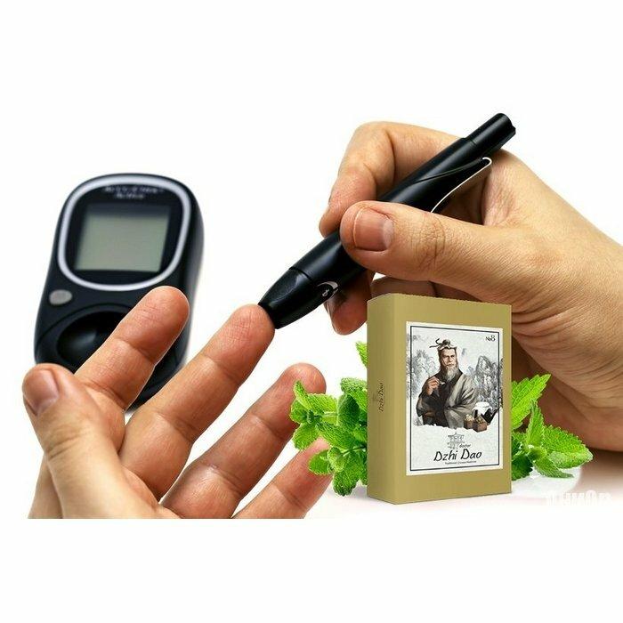 Пластырь от диабета Dzhi Dao в Сургуте