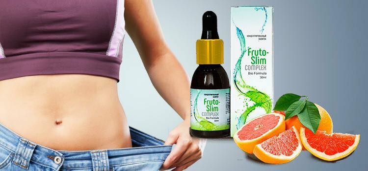 Fruto-Slim Complex для похудения в Броварах