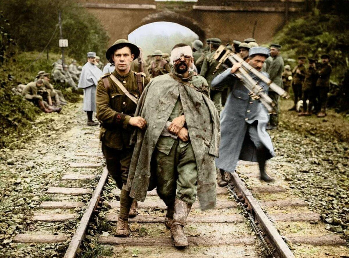Приколы, картинки 1 мировая война