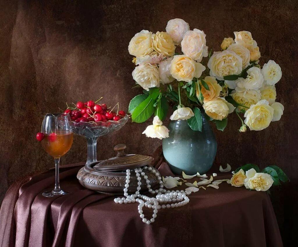 сил, энергии, великолепные фотонатюрморты с розами смоленск список