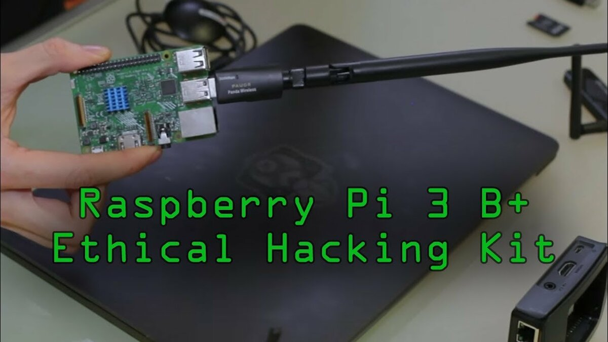 How to Load Kali onto the Pi 3 Model BFull Tutorial httpbitly3BPlusKaliSubscribe to Null Byte httpsgooglJ6wEnHKody39s Twitter httpstwittercomKodyKinzieTo get started with the