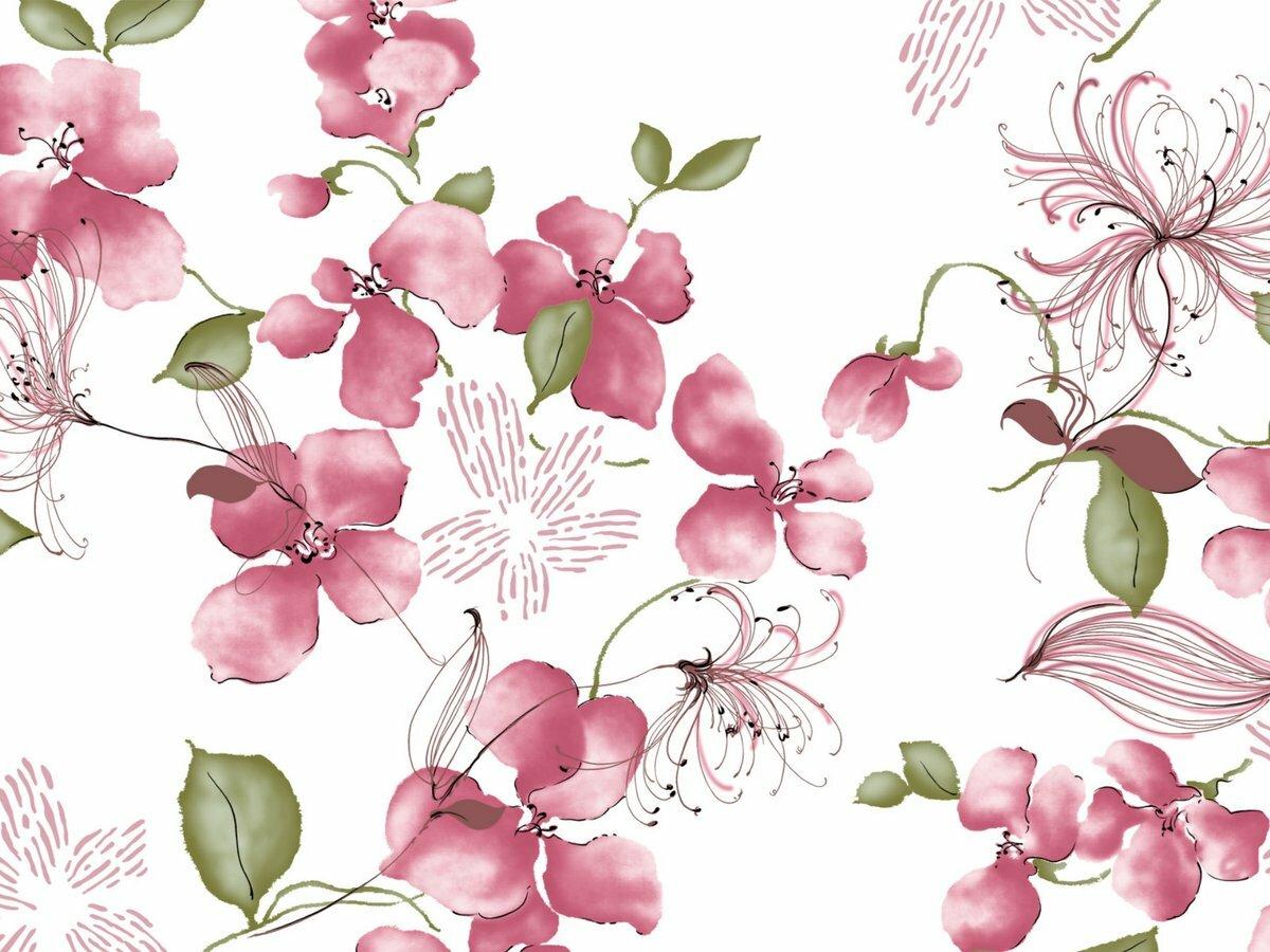 Аватарку для, картинки с цветами нарисованными