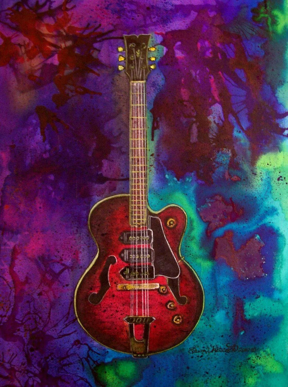 том, что оригинальные картинки гитары первый праздник