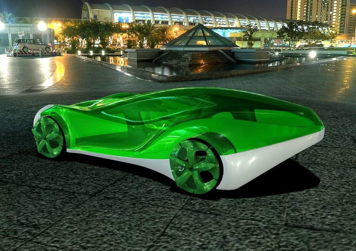 машины в будущем фото
