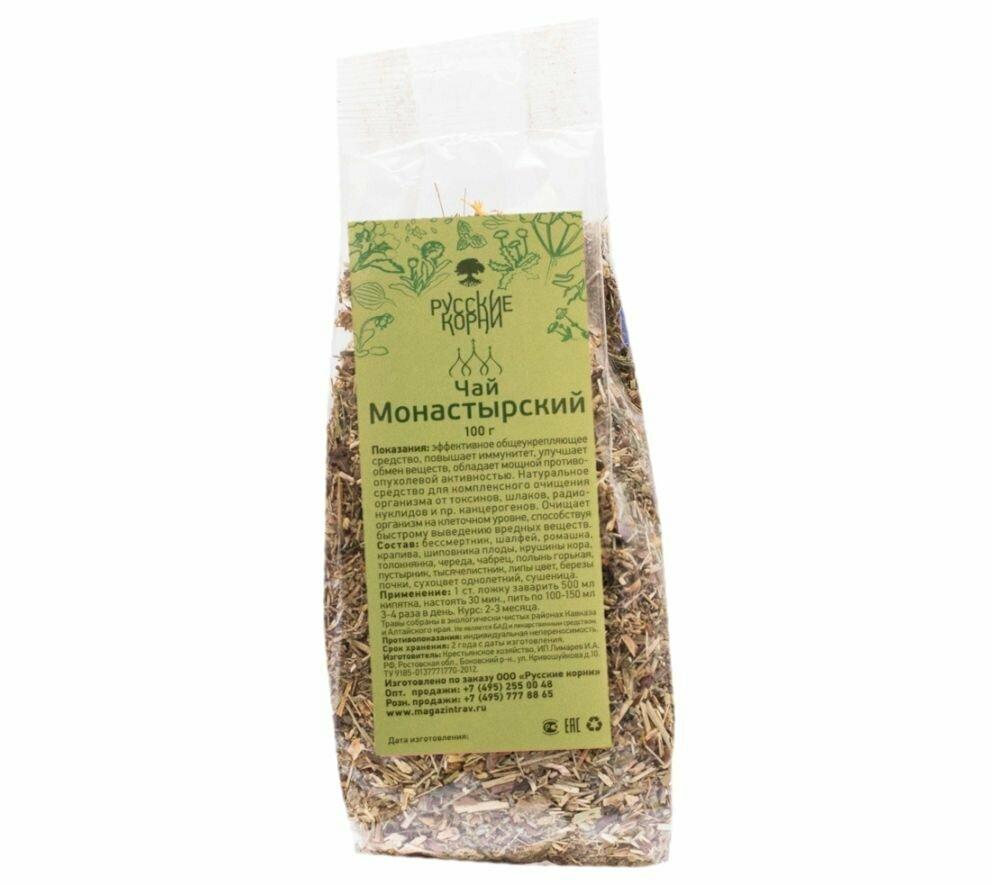купить чай монастырский сбор для похудения