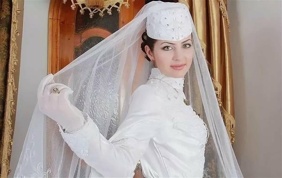 самые красивые ингушские невесты фото начале сентября