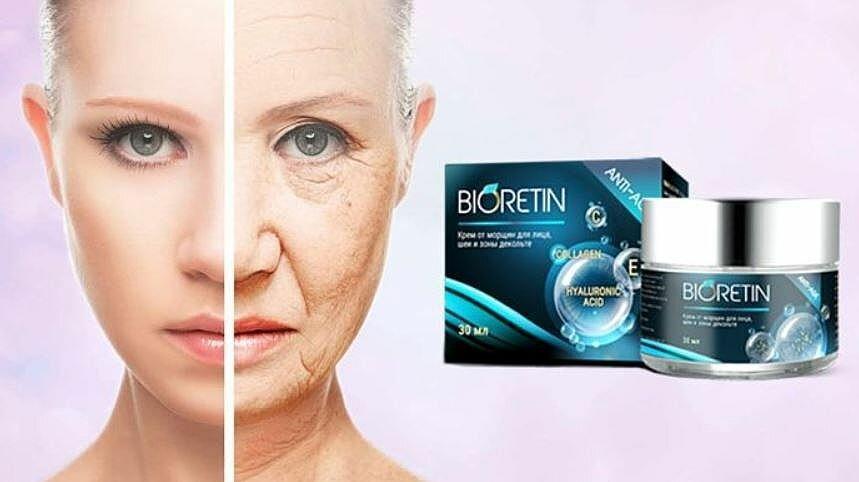 Biorecin - крем от морщин