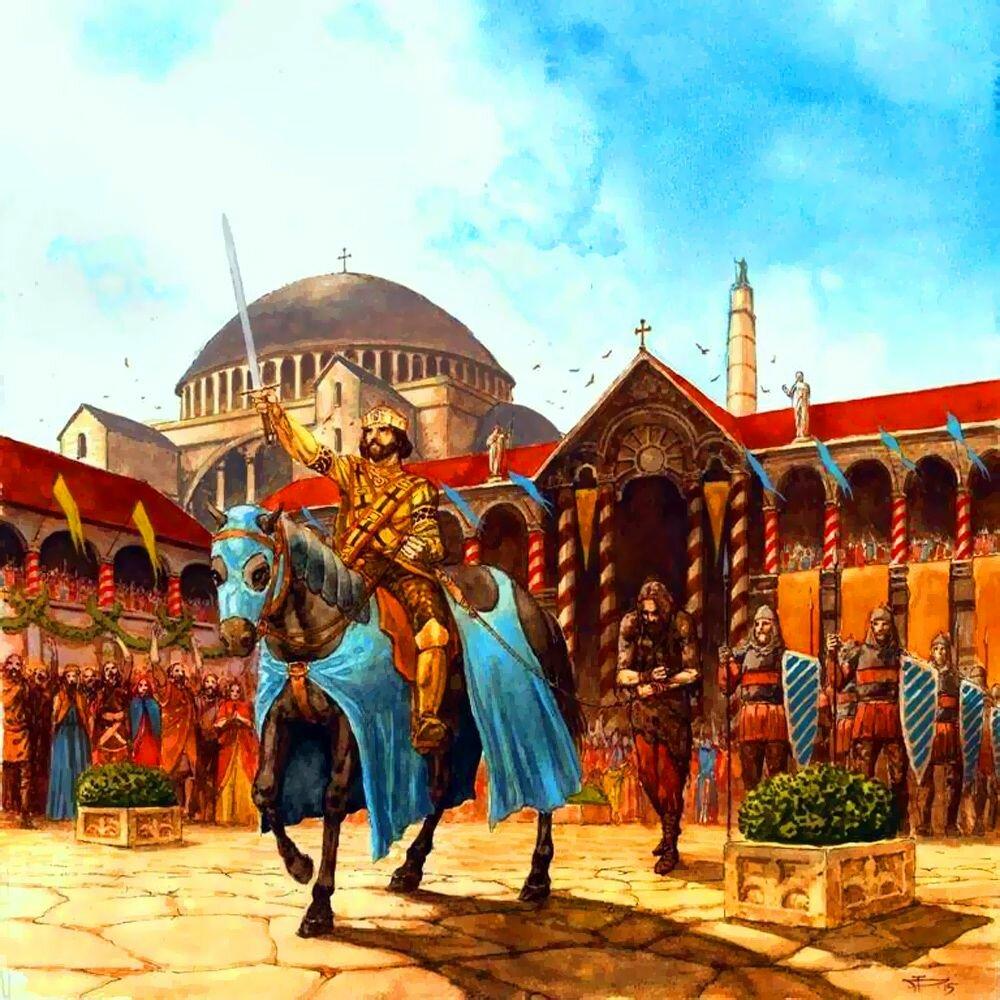 картинки византии в древности было настолько ровно
