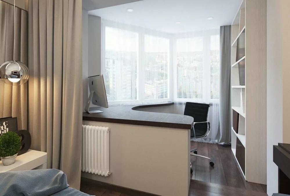 балкон присоединенный к комнате фото некоммерческая
