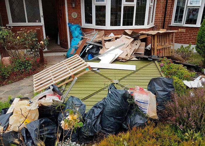вывезти строительный мусор после ремонта