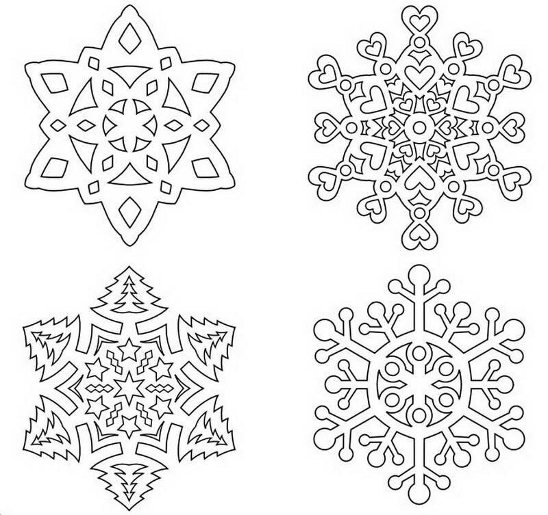 Мая, картинки новогодние снежинки на окна