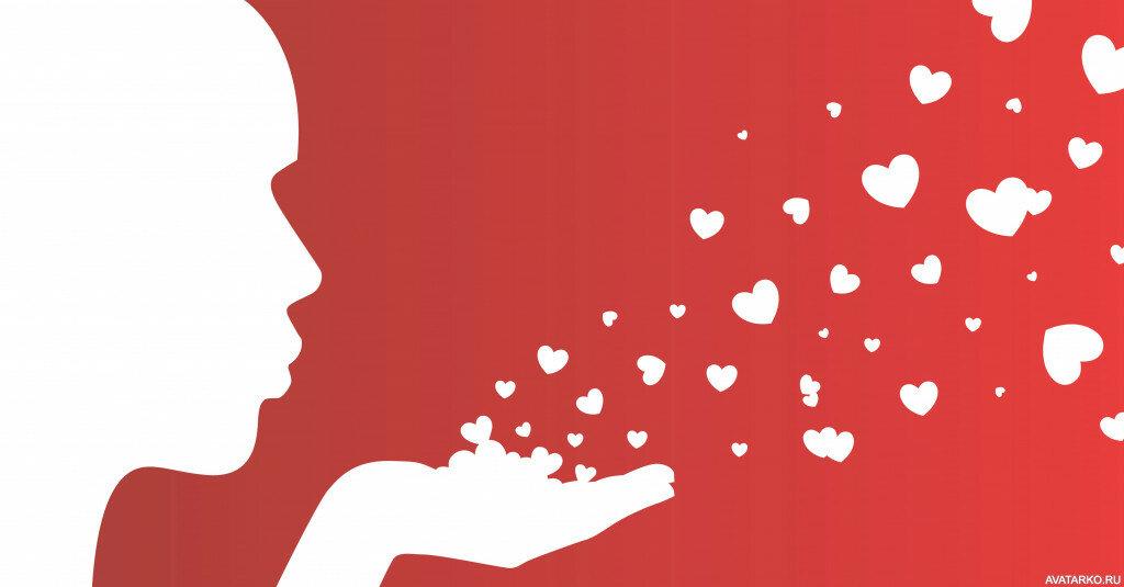 Воздушные поцелуи рисунок, летием дочери родителей