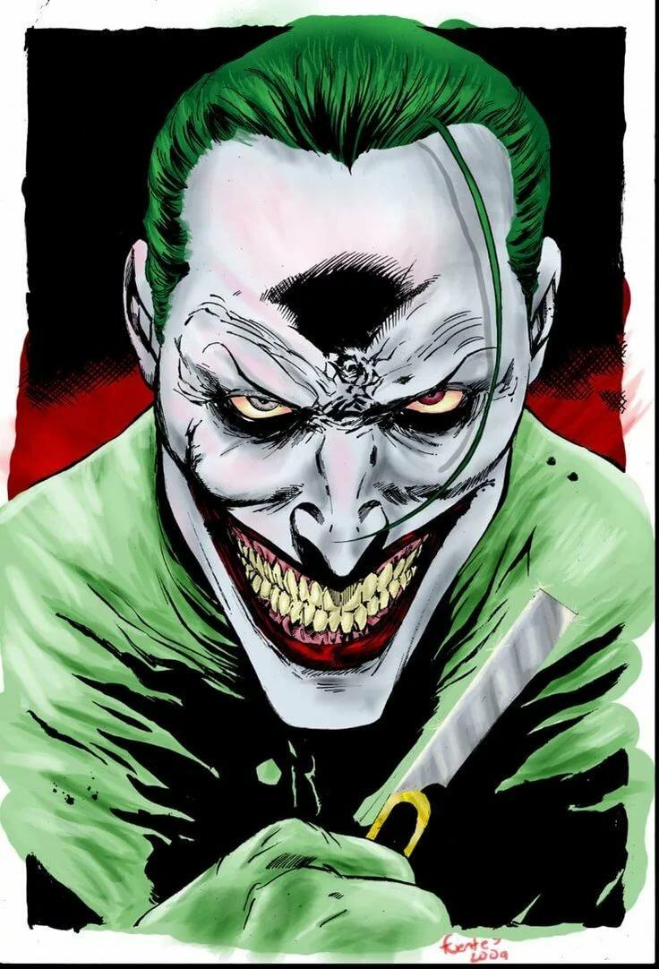 Joker by LuisFuentes on deviantART Harley Quinn Joker, Joker