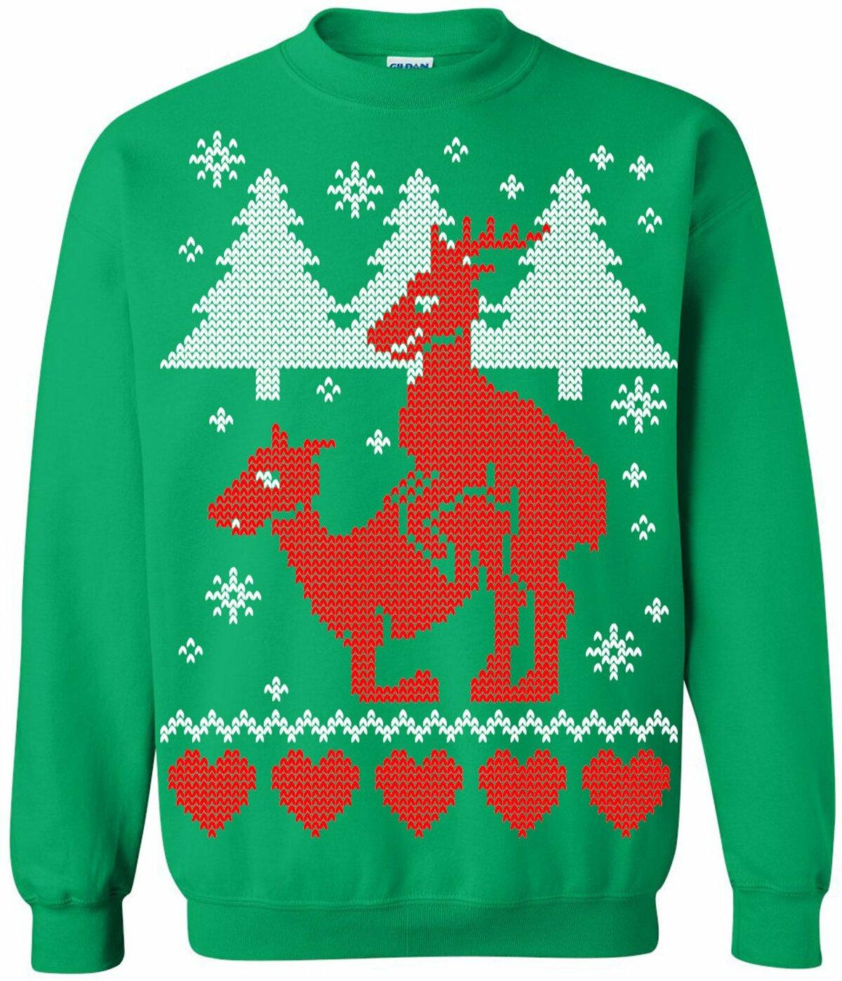 свитер с оленями смешные картинки отчёт материалам работе
