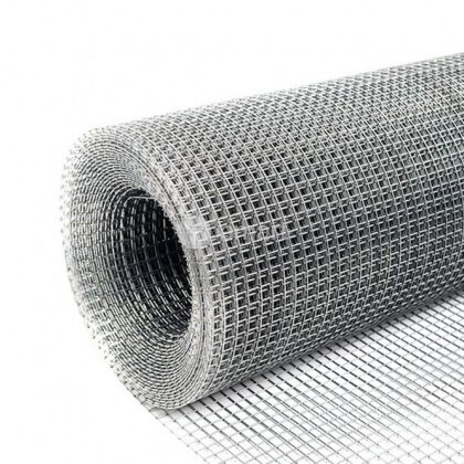 Сетка сварная 24х24 мм, 1000 мм, 1,6 мм черная (1 м пог.) - https://ugra.ru/1000/setka-svarnaya-24h24-mm-1000-mm-16-mm-chernaya-1-m-pog.html