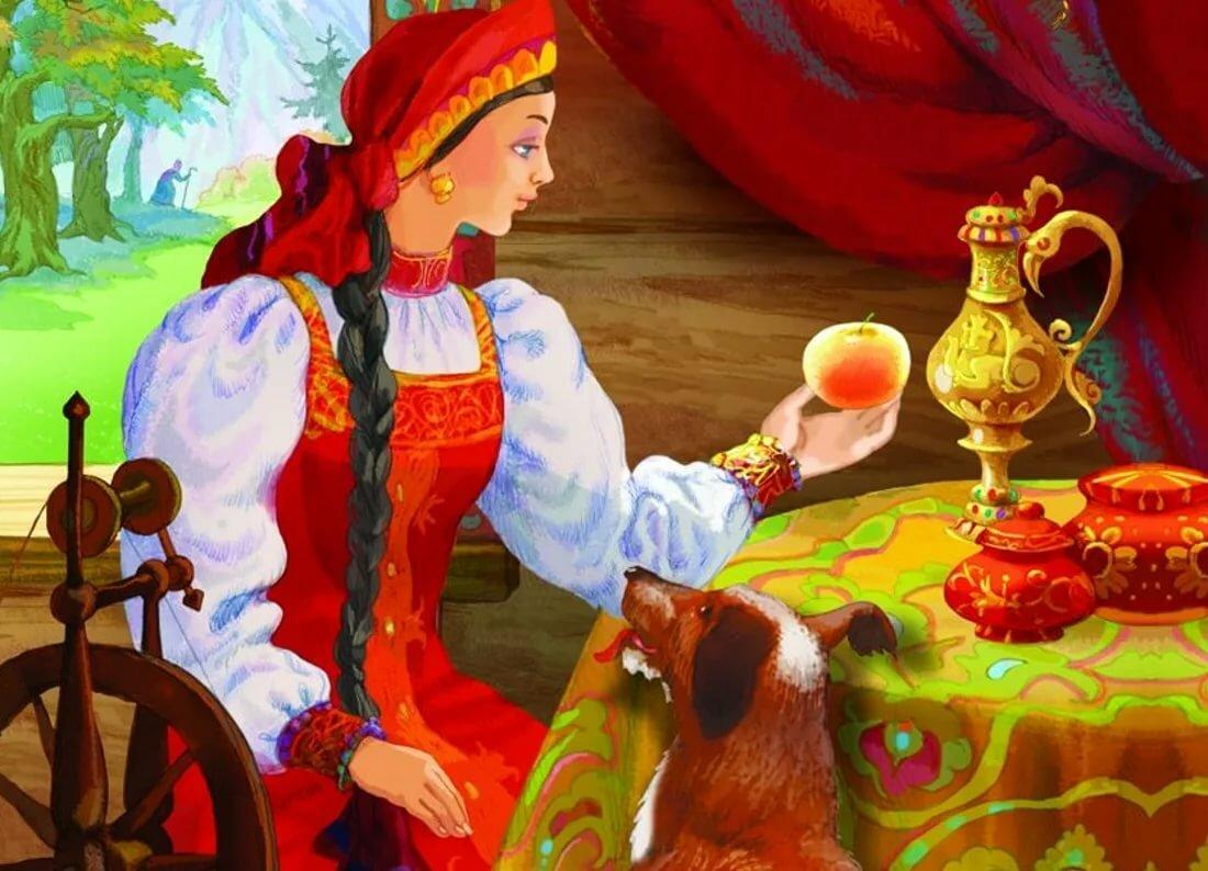 Картинки о царевне