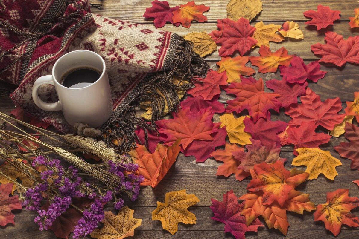 Осень уют картинки в хорошем качестве