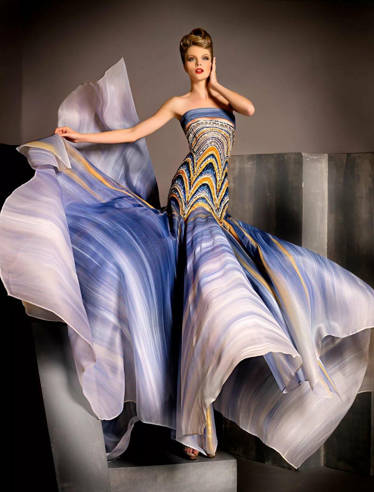 Картинка дизайнерская одежда