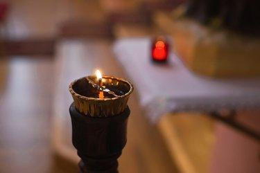 факел свеча