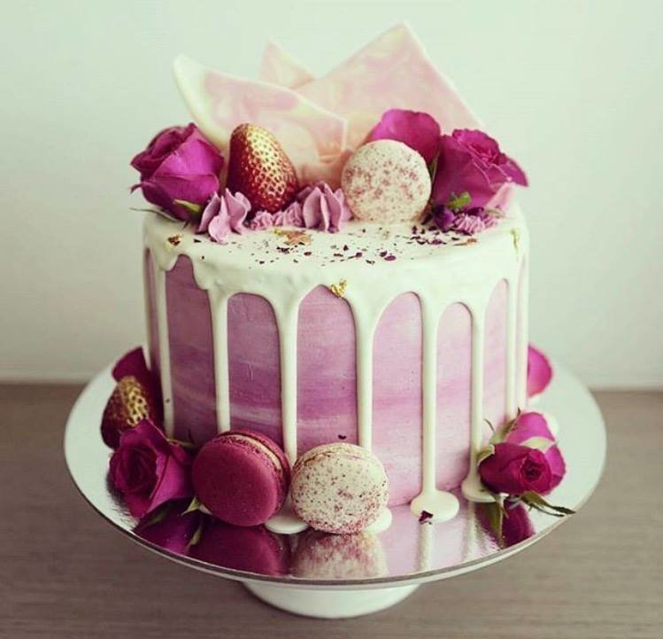 31 most beautiful birthday cake images for inspiration - 749×721