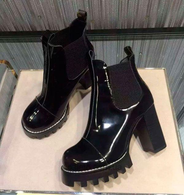 e2a6d3166279 Сапоги зимние Louis Vuitton женские. Сапоги женские - купить в  интернет-магазине обуви Подробности
