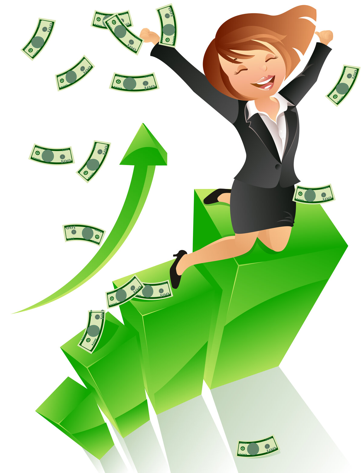 финансы успех картинки идти вперед