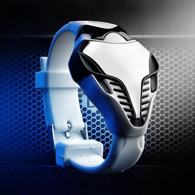 LED часы Iron Cobra в Александрии