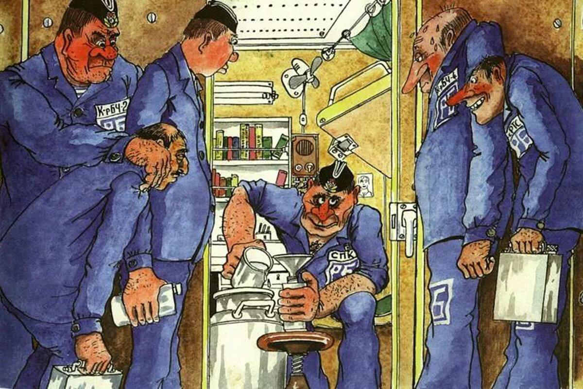 день подводника картинки смешные рука