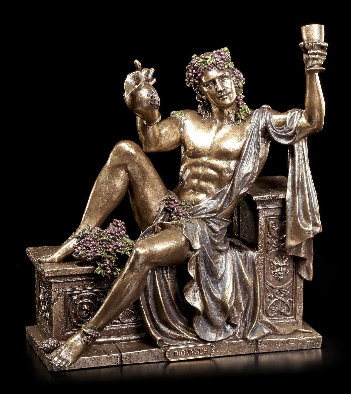 изделий бог вина дионис картинки традициям