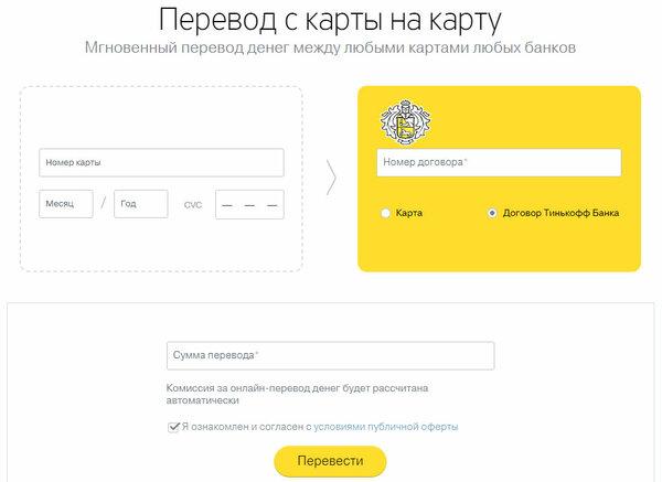перевод с карты на карту райффайзен без комиссии онлайн