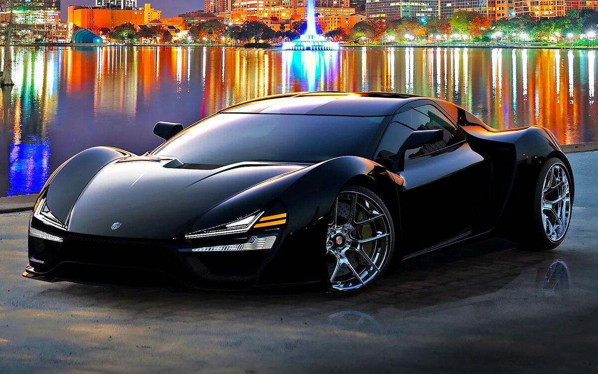 Картинка самой новой машины