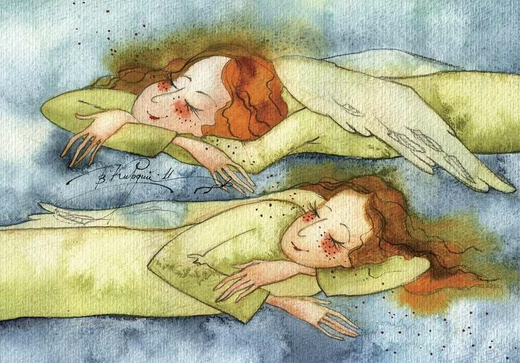 Что во сне означает открытка