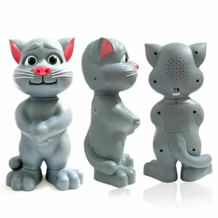 говорящий кот игрушка картинки ним стали смеяться
