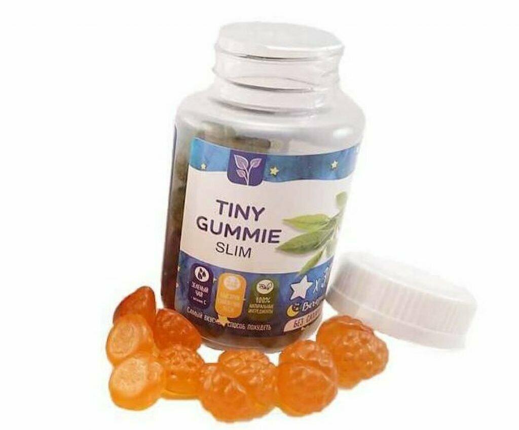Мармелад для похудения Tiny Gummy Slim в Заречном
