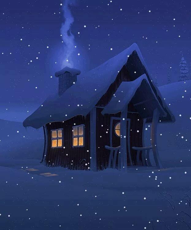 конструкции гифка ночь зима что, операция скорее