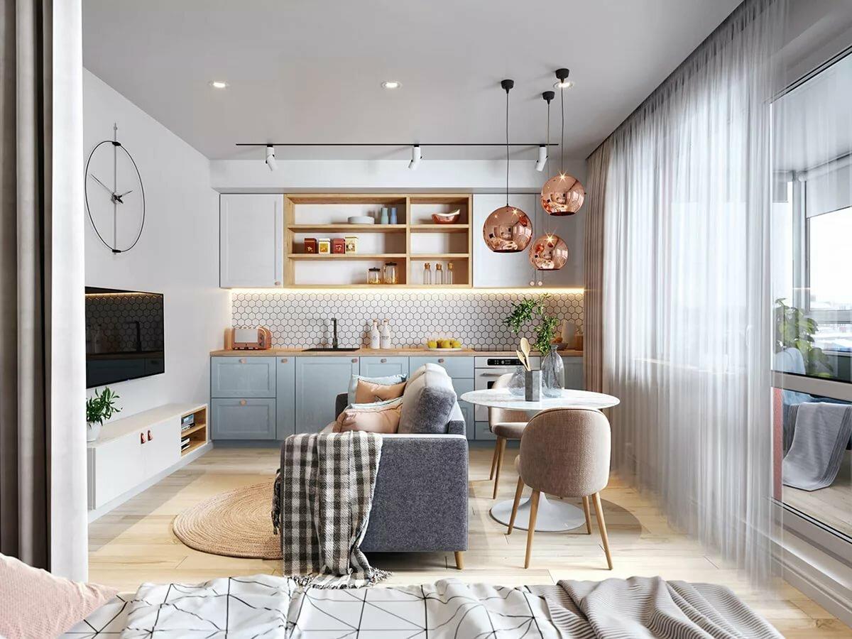 естественным интерьер в маленьких квартирах в картинках может привлечь