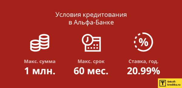 Альфа банк москва взять кредит банк новосибирск взять кредит условия
