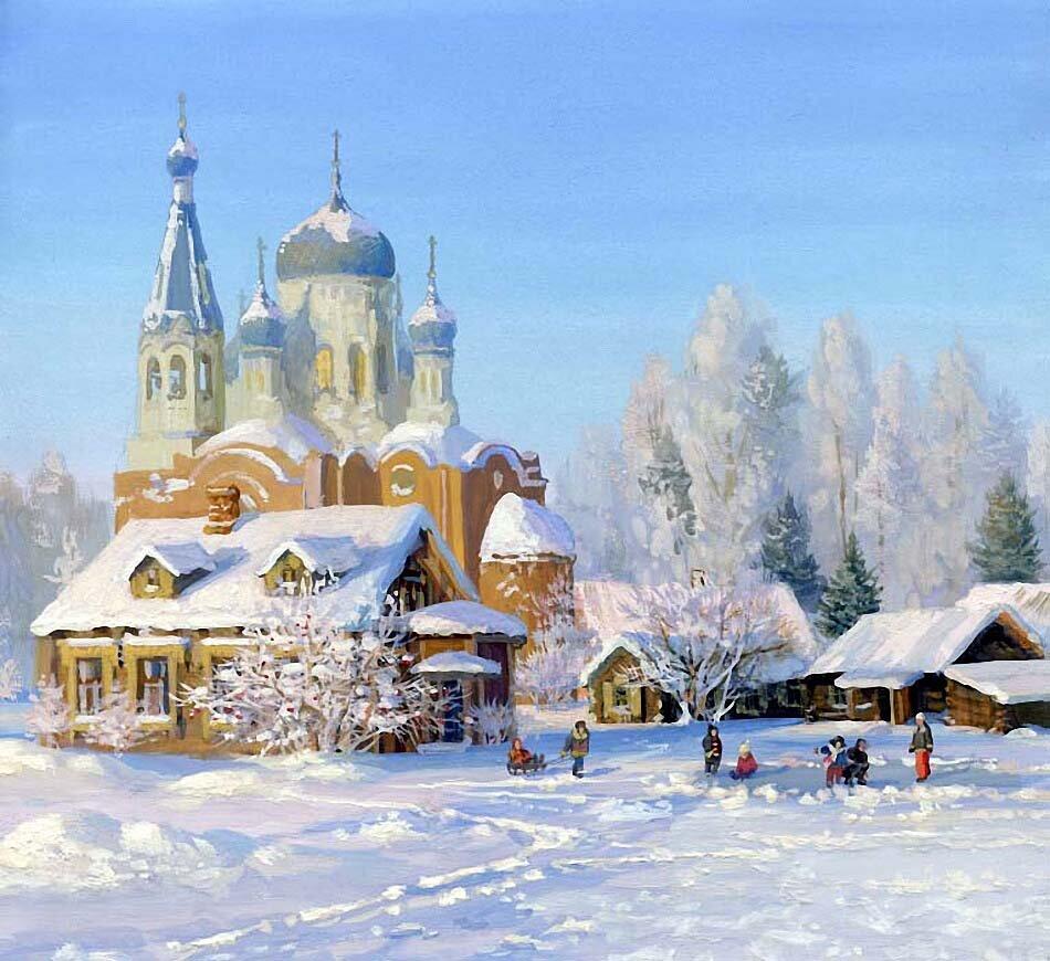 Открытки общага, открытки россии живопись