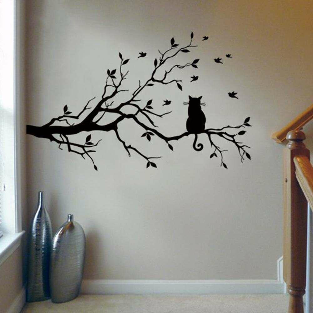 Красивые рисунки на стену дома нашем