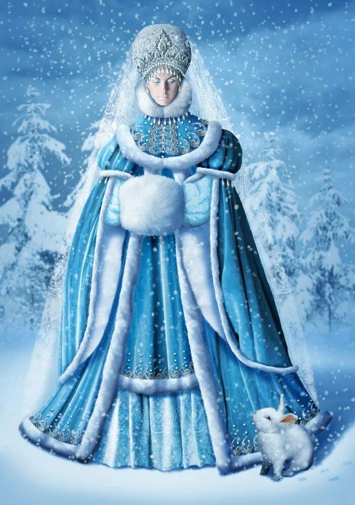 образ зимы в картинках волшебница зима картинки масштаб карты
