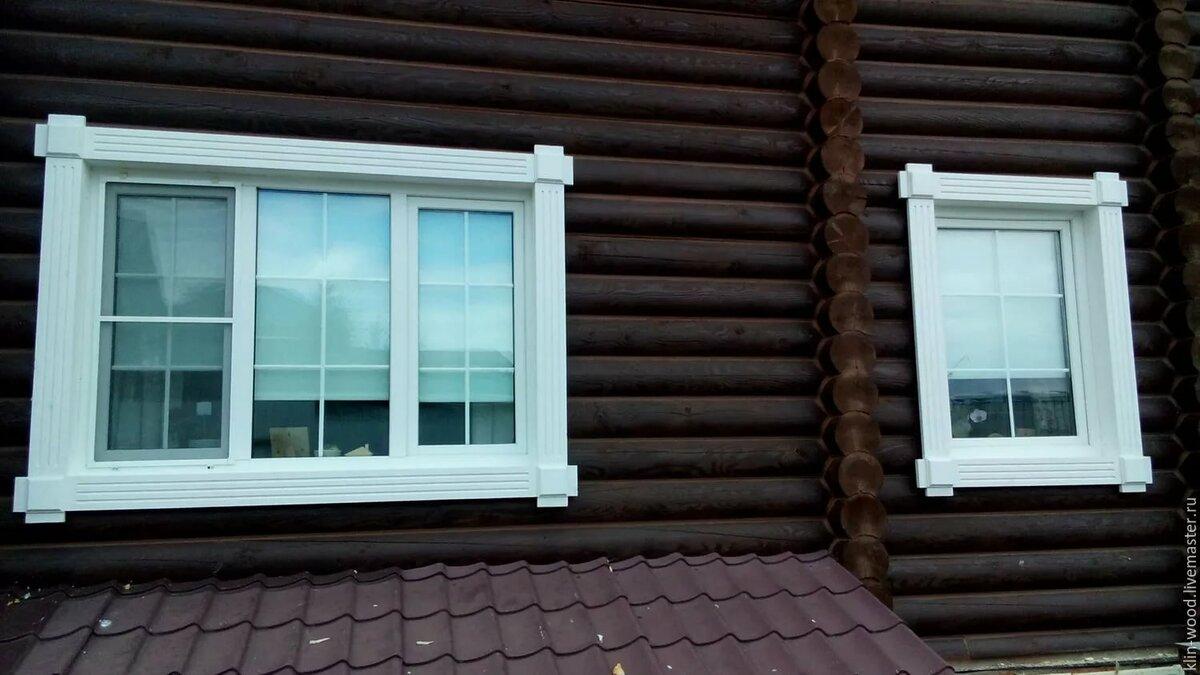 наличники на окна наружные