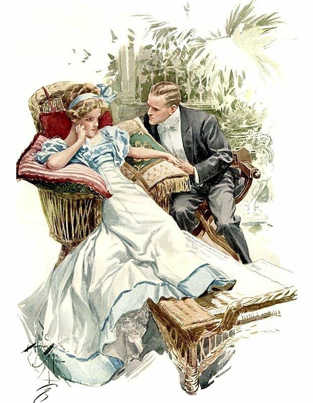 Возлюбленной открытки