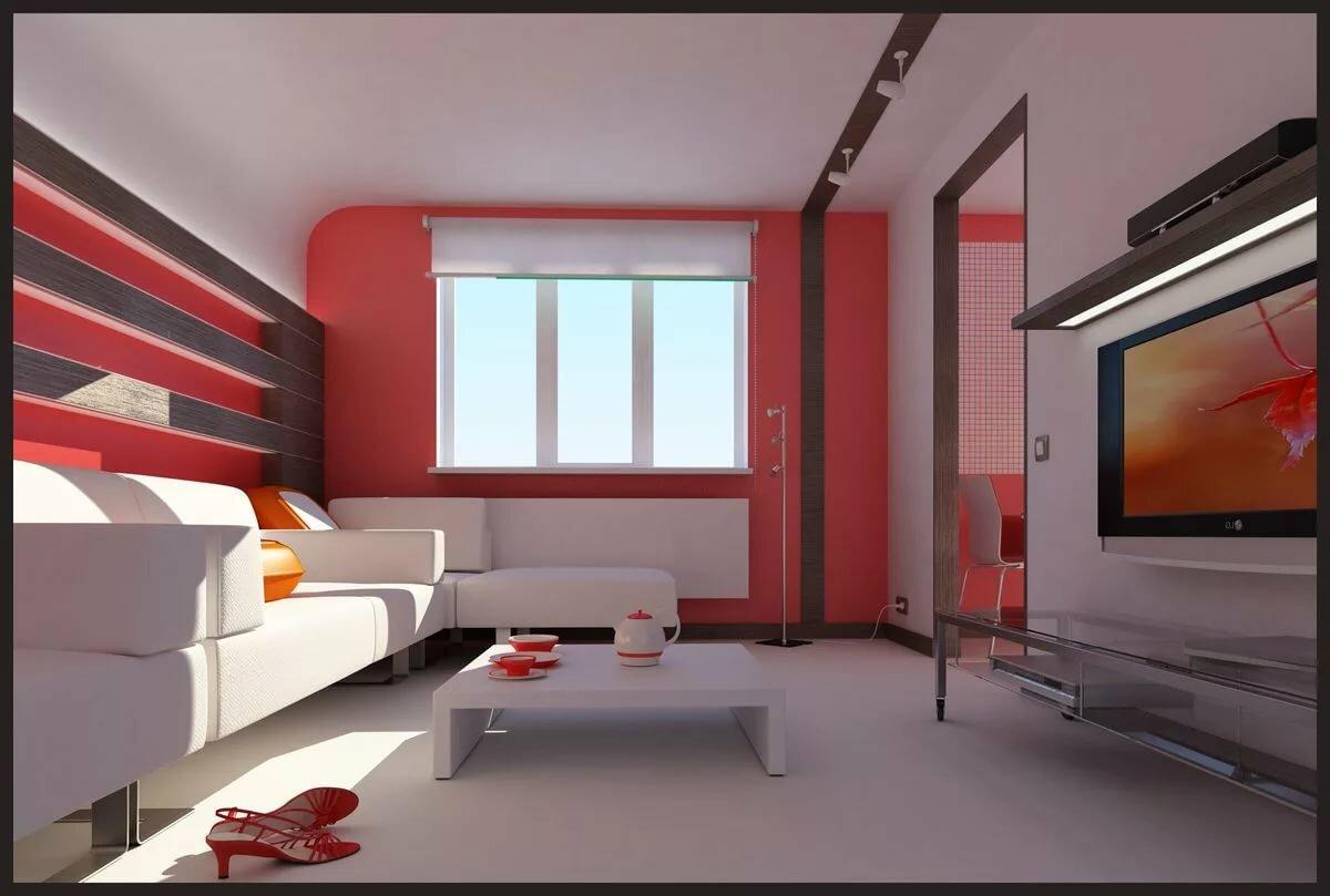 дизайн квартиры в девятиэтажке фото снеговика розовым