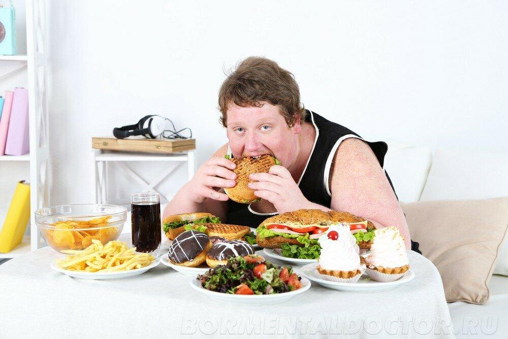 Причина похудения при нормальном аппетите