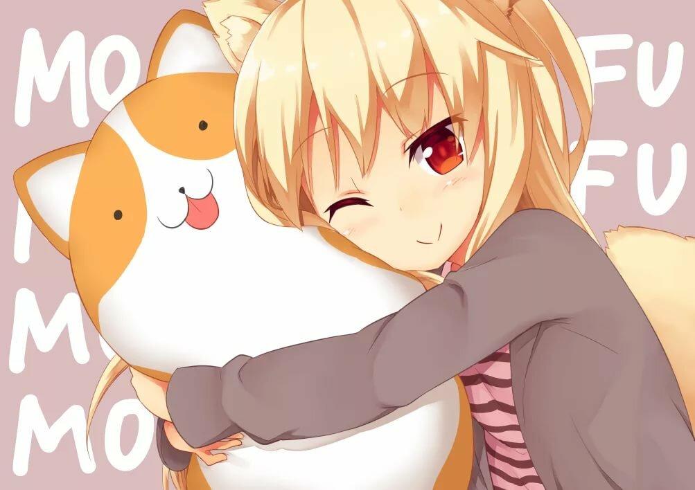 Картинки смешные и милые аниме