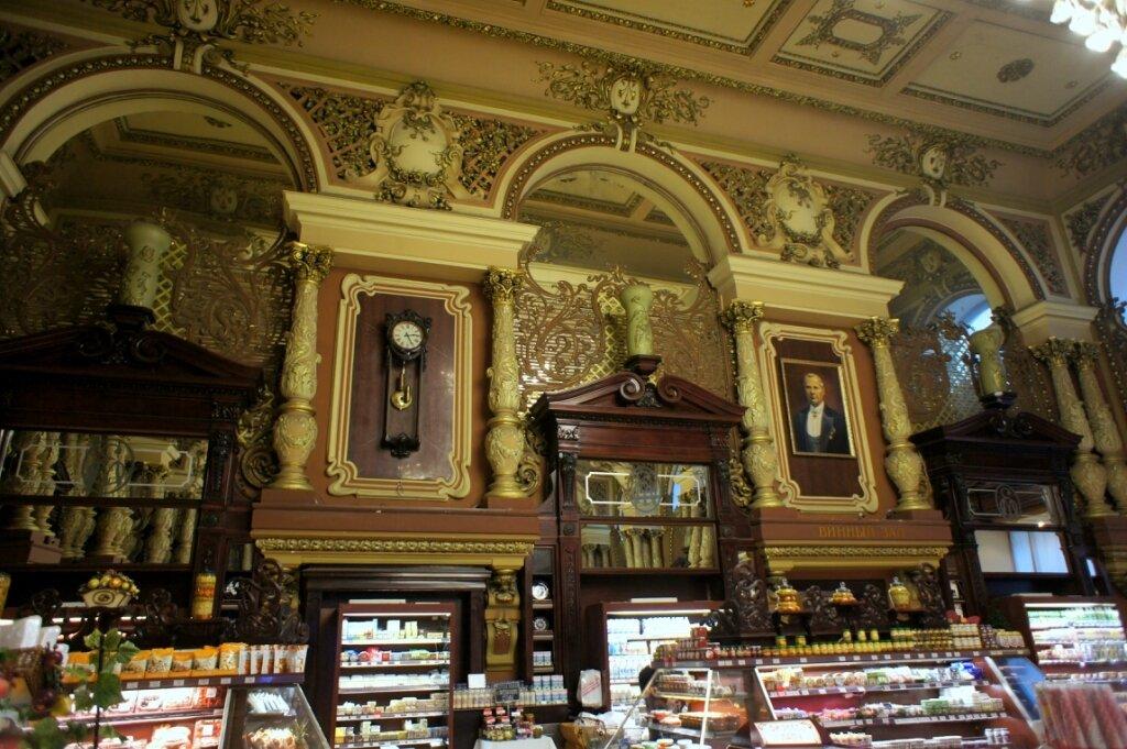 картинки елисеевского магазина в москве торопитесь продавать